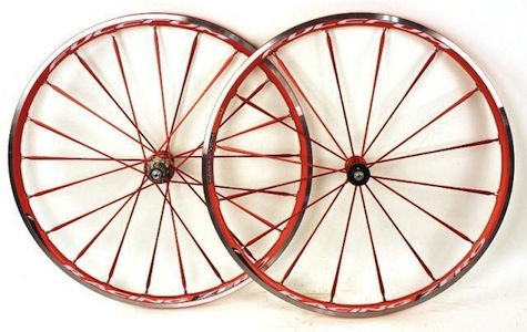 Fulcrum Racing Zero Wheels
